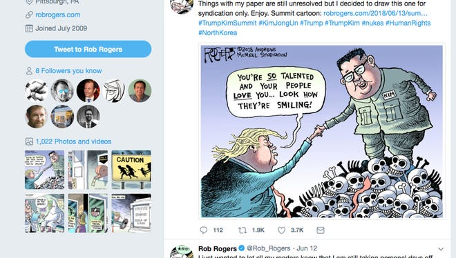 Rob Rogers from twitter