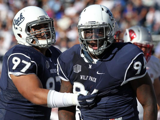 NCAA Football: UNLV at Nevada
