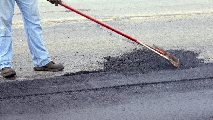 Road projects are planned in Meridian Township this