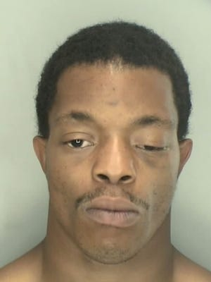 Antoine Carlespie, a 27-year-old Detroit man, was arrested and charged after police say he was breaking into vehicles near a Livonia office building.