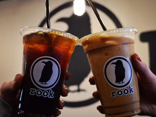 Cheers to Rook Coffee cold brew!