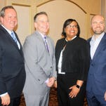 Plymouth area leaders address future goals at luncheon