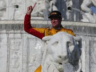 Detroit Grand Prix winners say Belle Isle is 'perfect spot' for race