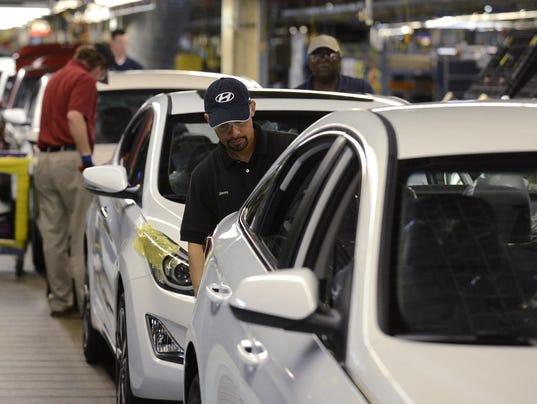 Hyundai Denies Report Of New Montgomery Plant