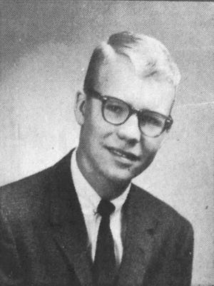 David Soul's Washington High School photo; he was in the class of 1961.
