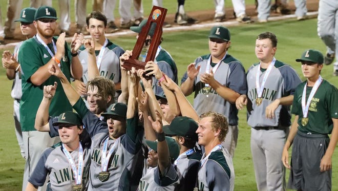 The Lincoln baseball team won a Class 8A state title in June 2017 with a 5-1 win over Hagerty in Fort Myers. The Trojans captured their first state championship in program history.