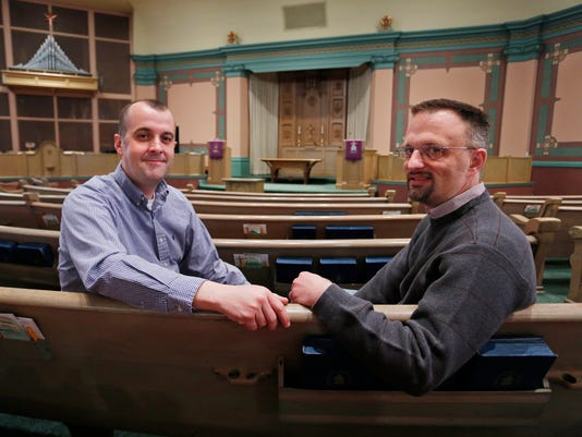 LAF Church approves gay marriage