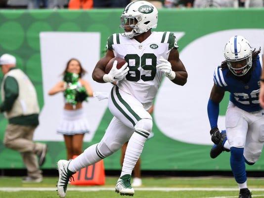 Jets vs. Titans: Protecting Josh McCown among New York's keys on offense