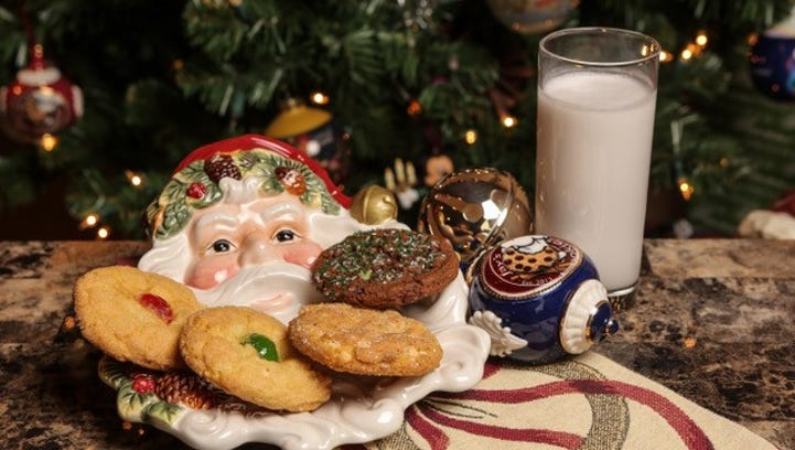 An assortment of cookies from Jay's Cookies, ready