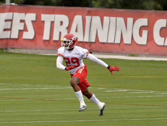 NFL: Kansas City Chiefs-Training Camp