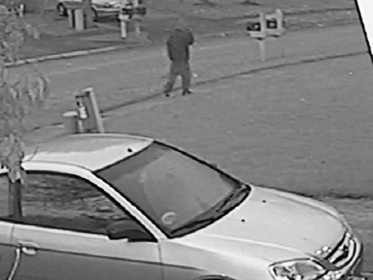 Indianapolis police released surveillance photos of