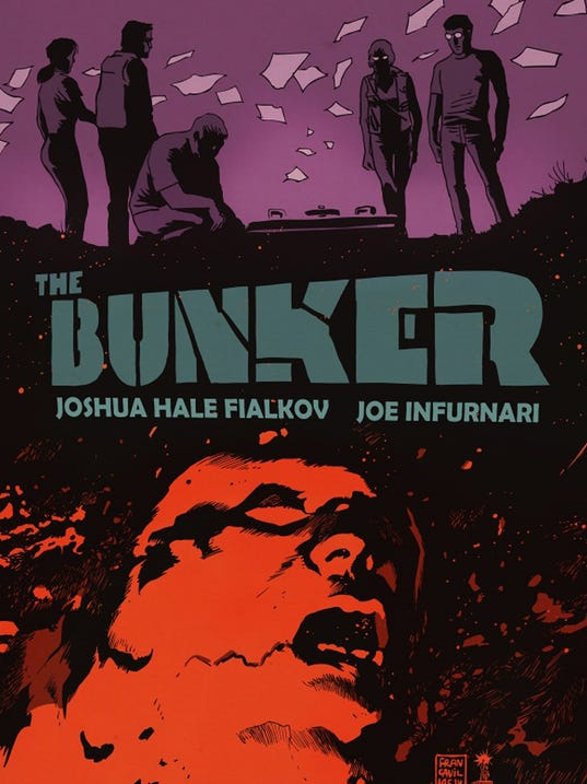 The Bunker cover