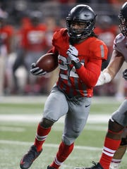 Ohio State safety Malik Hooker will be trying to hinder