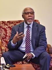 Gaspar Martins, Angola's ambassador to the United Nations