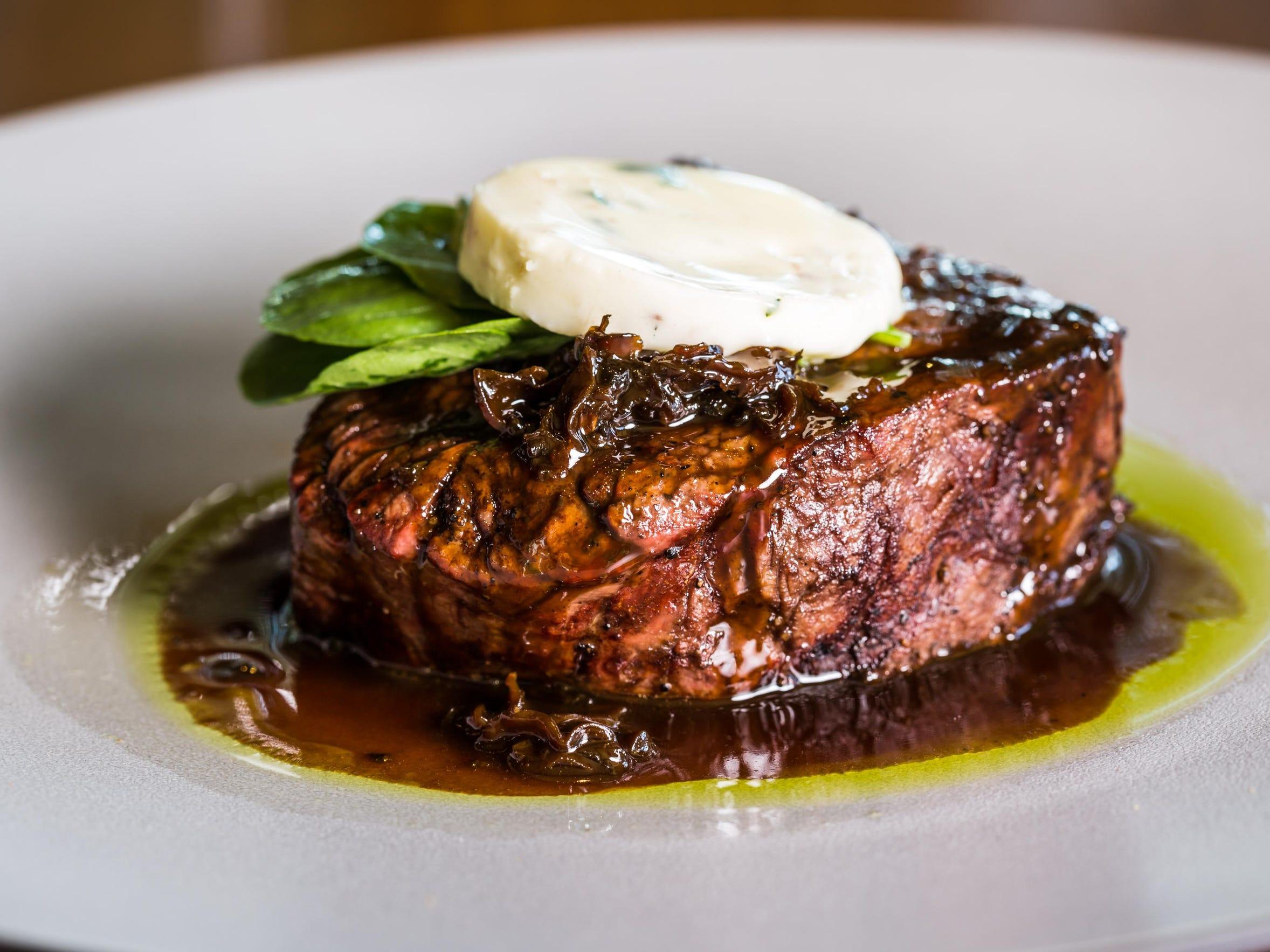 At Lone Eagle Grille at Hyatt Regency Lake Tahoe, chef