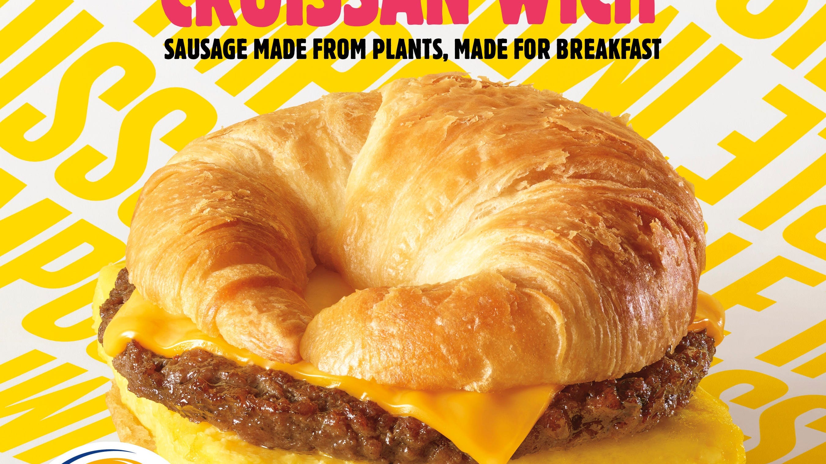 Burger King Goes Plant Based For Breakfast With New Croissan Wich