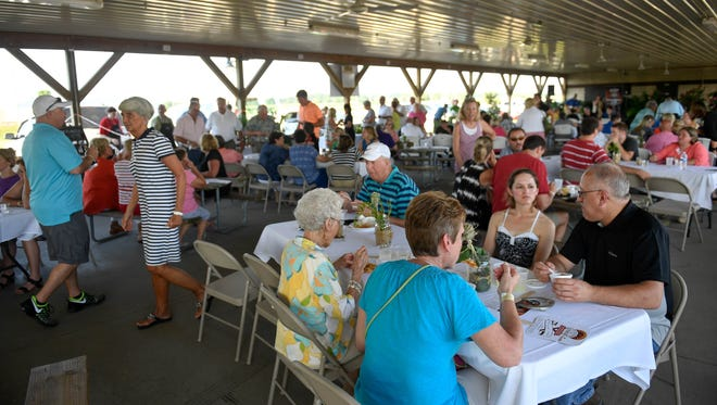 This year's Farm To Table event is set for Monday, July 15.