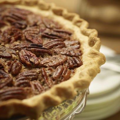 Recipe: Pecan pies are simple to prepare