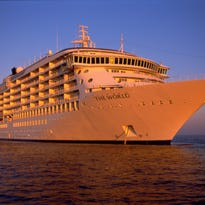People pay $7M to live on world's largest ship