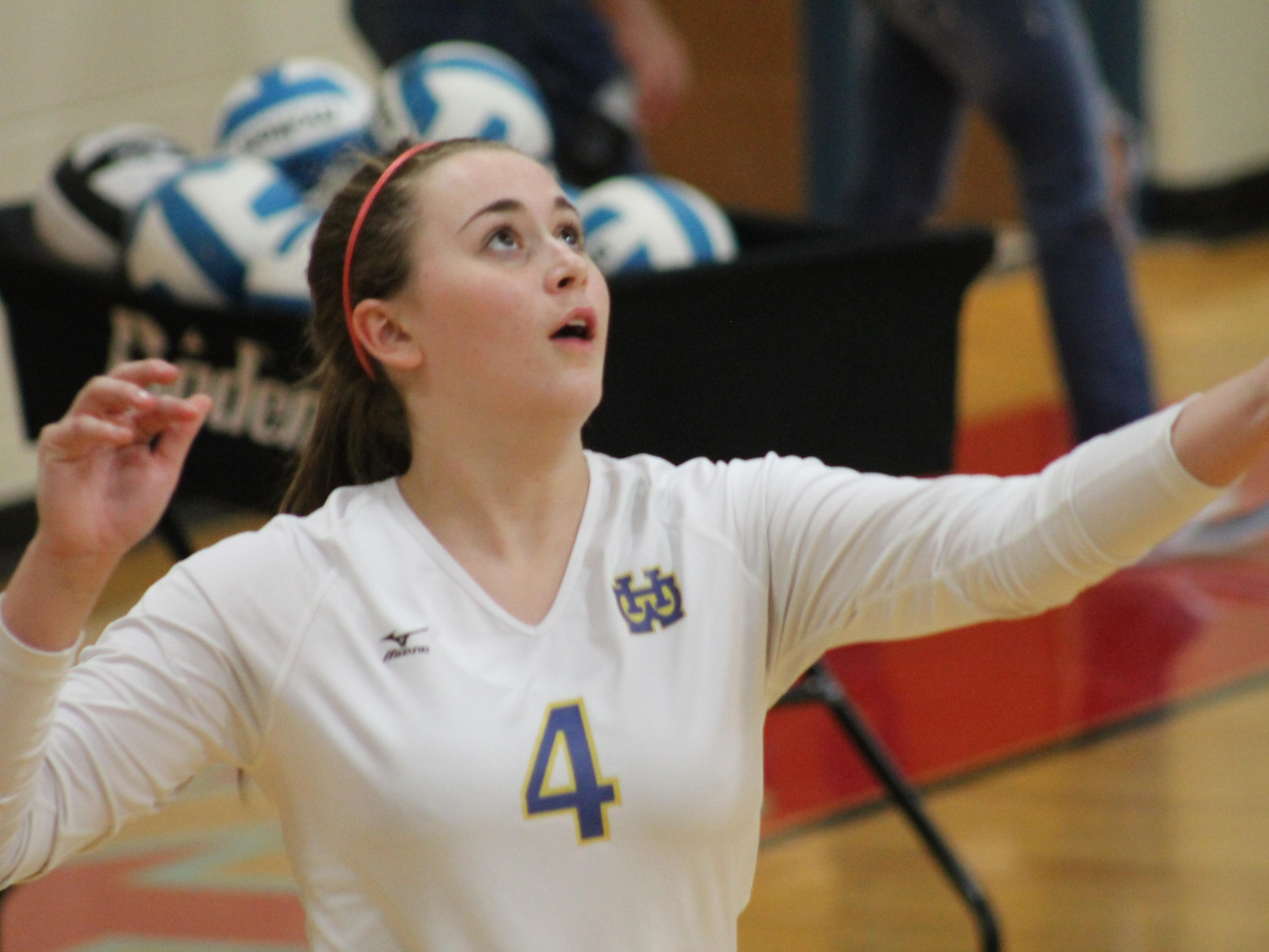 Walnut Hills hitter Molly Coughlan has committed to play at Southern Mississippi.