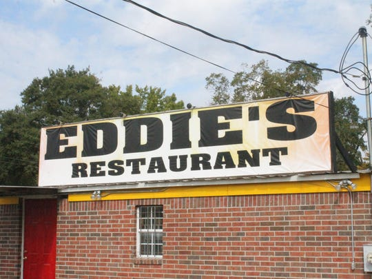 FILE: Eddie's Restaurant since 1978 on Hollywood Avenue in Shreveport was featured in Southern Living for their well-known Stuffed Shrimp.