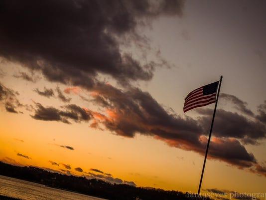 Photo Gallery: American sunset | Hudson River