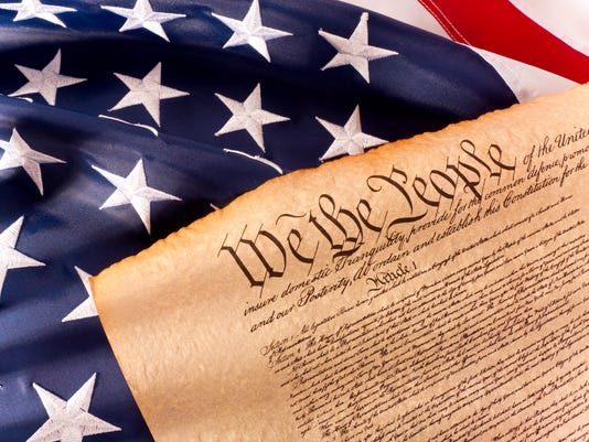 US Constitution - We The People