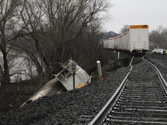 Freight Train Derailment Pennsylvania (2)