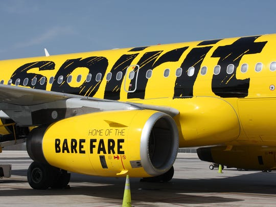 Discount carrier Spirit Airlines is launching service between Nashville, Tennessee, and six cities this fall.