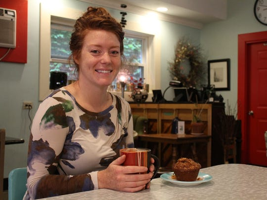 Ali Zimmerman bought Kaukauna Coffee & Tea in 2009.