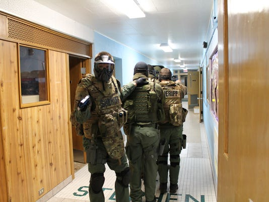 Dodge County law enforcement teams up for SWAT team