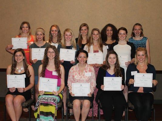 Management Women 2014 Scholarship Recipients.jpg
