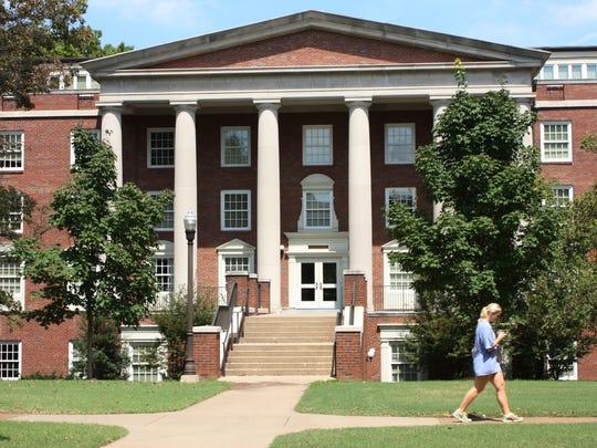 Suspicious behavior caught on surveillance cameras at Gillette Hall set the Vanderbilt University rape case in motion.