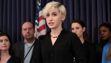 Woman asks feds to reopen 2014 Title IX investigation of Larry Nassar