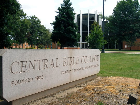 The campus of Central Bible College was sold March 1 to the Good News Mission.