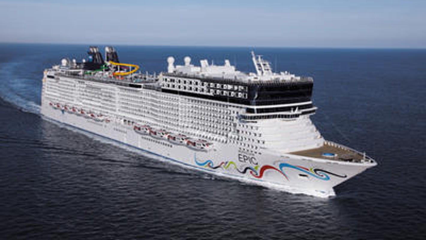 Passenger rescued after falling overboard from Norwegian Epic cruise ship