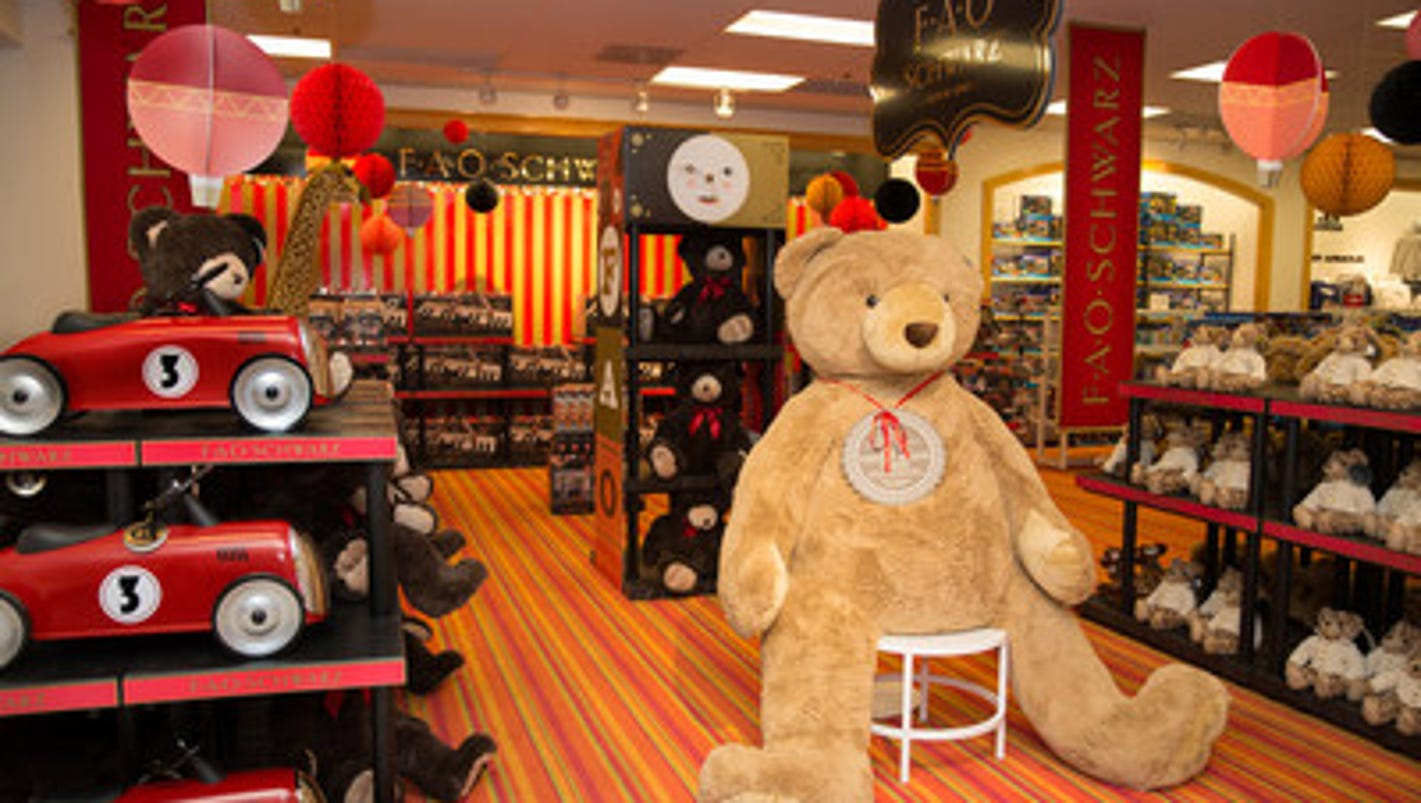 Toy Stores Green Bay : Fao schwartz toy brand could help struggling bon ton find
