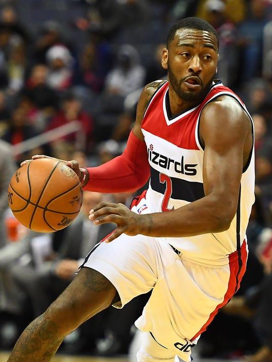 USP NBA: MILWAUKEE BUCKS AT WASHINGTON WIZARDS S BKN USA DC