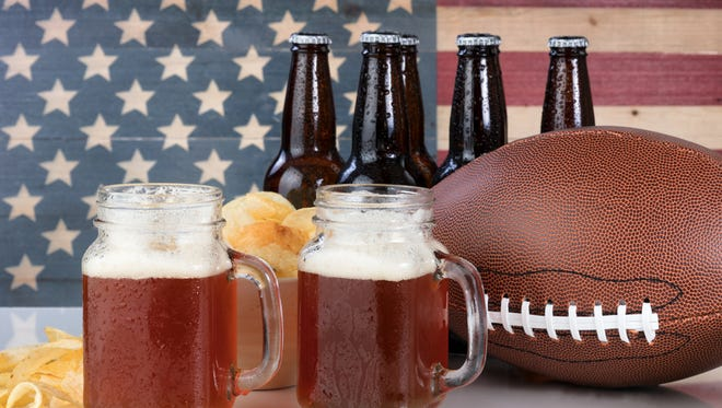 Baseball might be America's pastime, but not on Super Bowl Sunday. South Jersey bars are inviting places to watch the game.