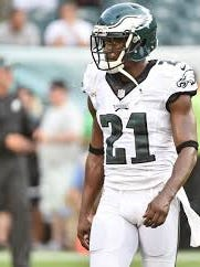Eagles cornerback Leodis McKelvin missed his third game in the last four with a hamstring injury.