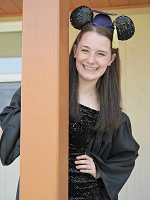 'My photo from Vera means the world to me …' said Oak Grove High School senior Josie Simpson.