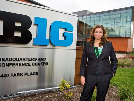 New Big Sky Commissioner Andrea Williams