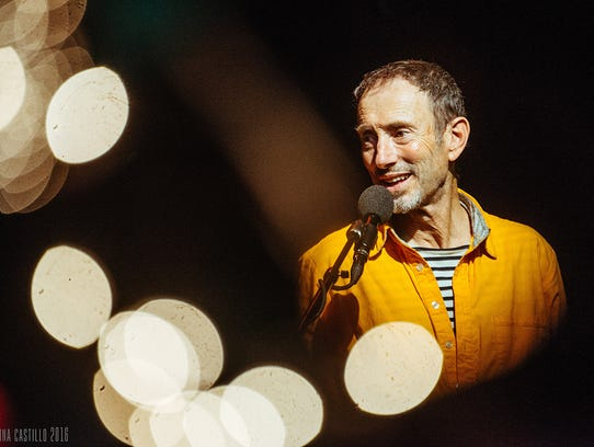 "Musician and ""Something About Mary"" star Jonathan Richman"