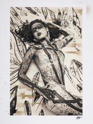 """Bird of Paradise"" by Tobias Batz."