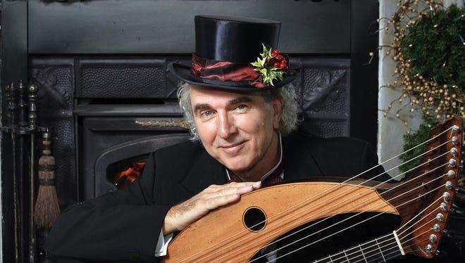 Emmy-nominated musician and storyteller John Doan.