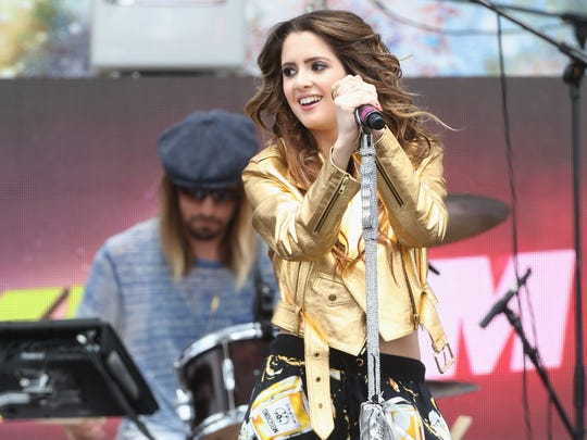 Laura Marano will perform on Aug. 20 at the Indiana State Fair.