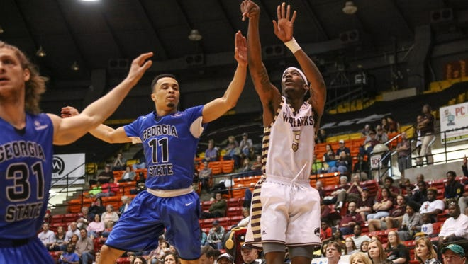ULM secure the two seed in the Sun Belt Conference Tournament and a double-bye into the semifinals.