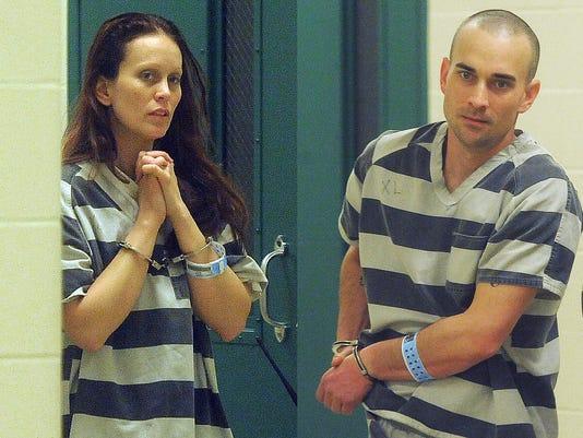 Jennifer and Adam Darger