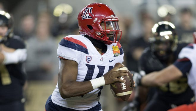 Arizona Wildcats quarterback Khalil Tate could have had a big influence on the team's hire of Kevin Sumlin.