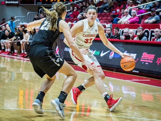 Ball State faces off against Butler at Worthen Arena